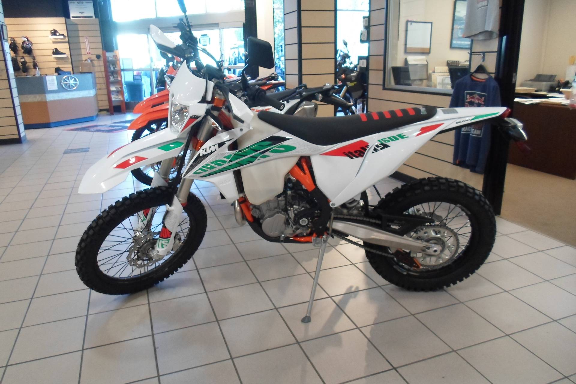 2021 KTM 500 EXC-F Six Days in San Marcos, California - Photo 1