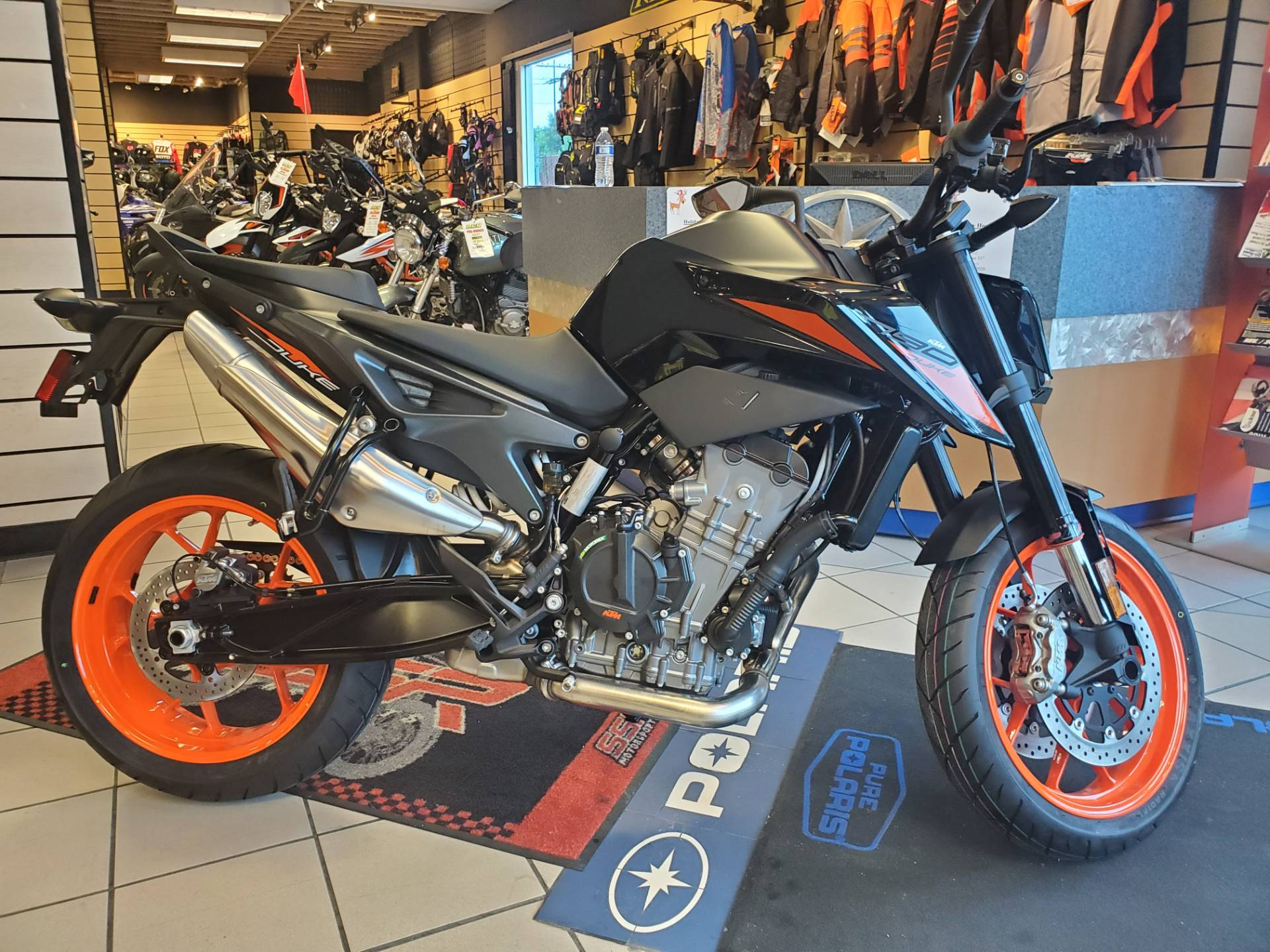 2020 KTM 790 Duke in San Marcos, California - Photo 3