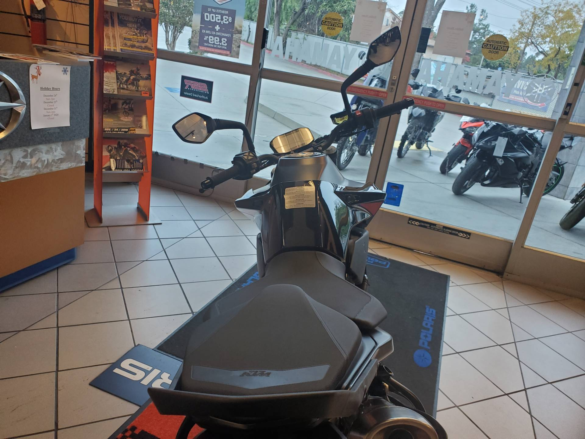 2020 KTM 790 Duke in San Marcos, California - Photo 5