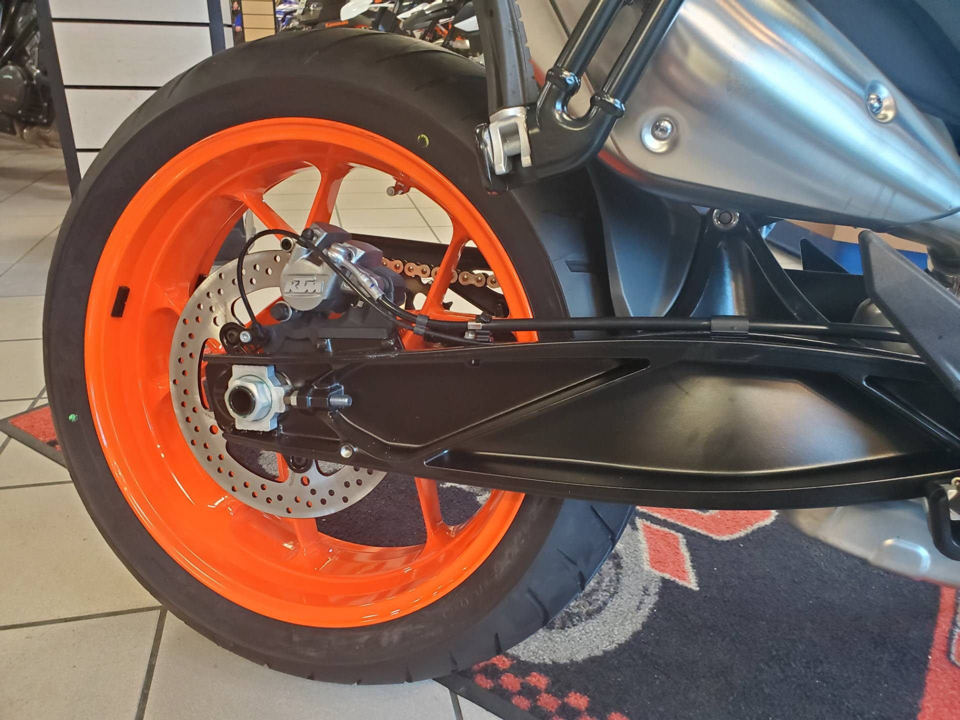 2020 KTM 790 Duke in San Marcos, California - Photo 10