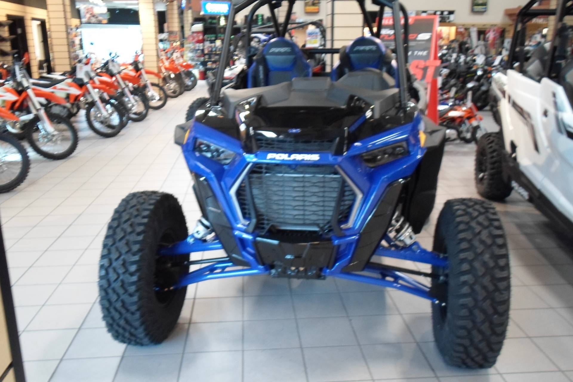 2019 Polaris RZR XP Turbo S in San Marcos, California - Photo 6