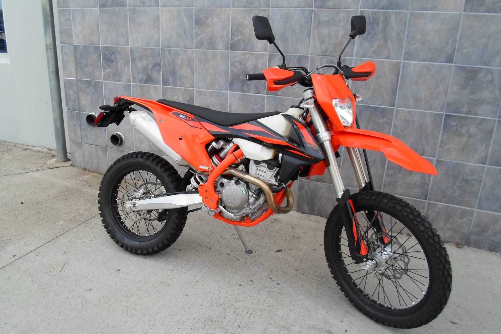 2019 Ktm 450 Horsepower