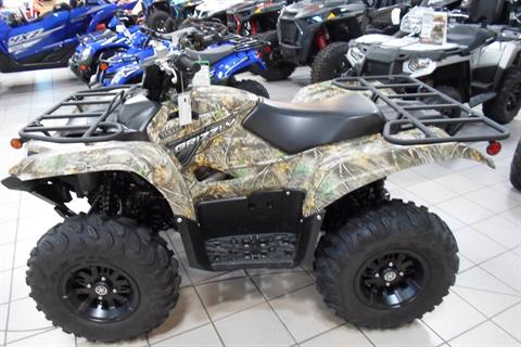 2019 Yamaha Grizzly EPS Hunter in San Marcos, California - Photo 1