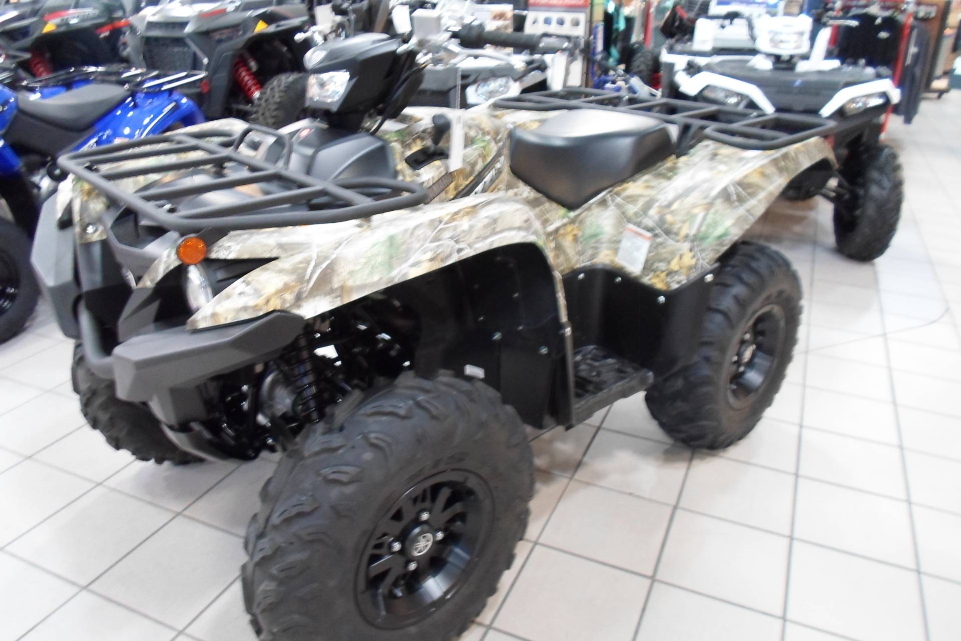 2019 Yamaha Grizzly EPS Hunter in San Marcos, California - Photo 2