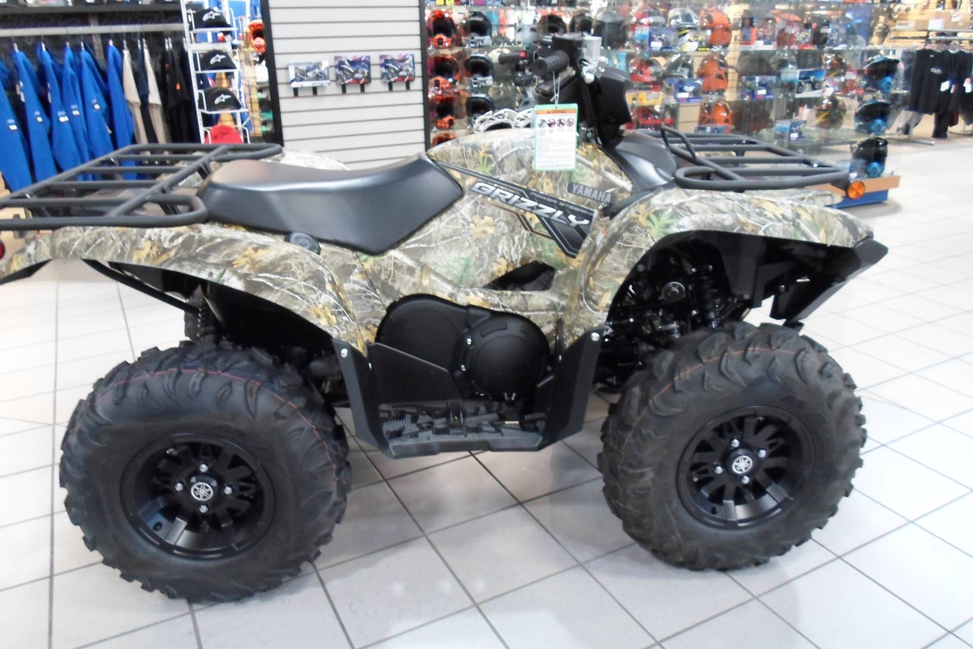 2019 Yamaha Grizzly EPS Hunter in San Marcos, California - Photo 3