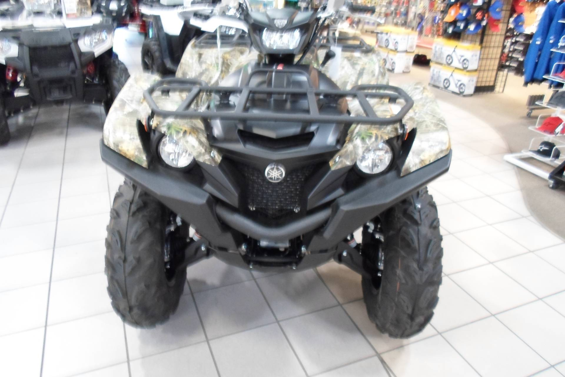 2019 Yamaha Grizzly EPS Hunter in San Marcos, California - Photo 4
