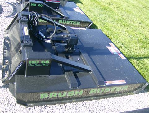 2017 B BUILT mfg HD 68 Dual Position Mount in Springfield, Missouri