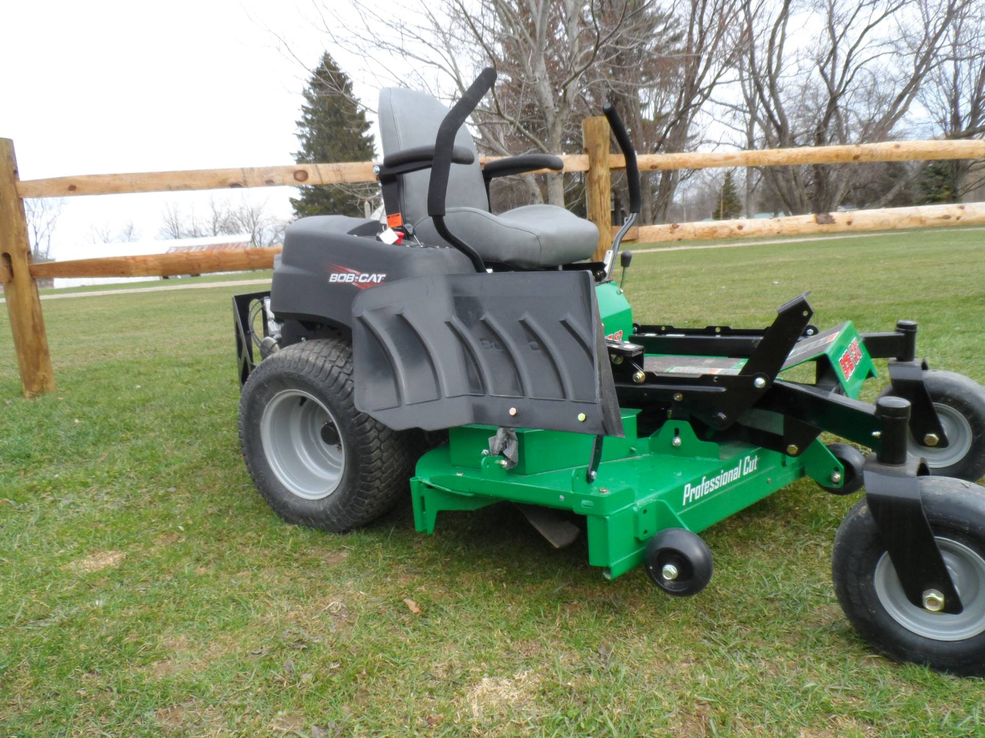 2018 Bob-Cat Mowers CRZ 48 in  Kawasaki FR651V 726 cc in Freedom, New York