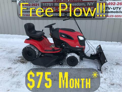 2019 RedMax YT2242F Riding Lawn Mower in Freedom, New York