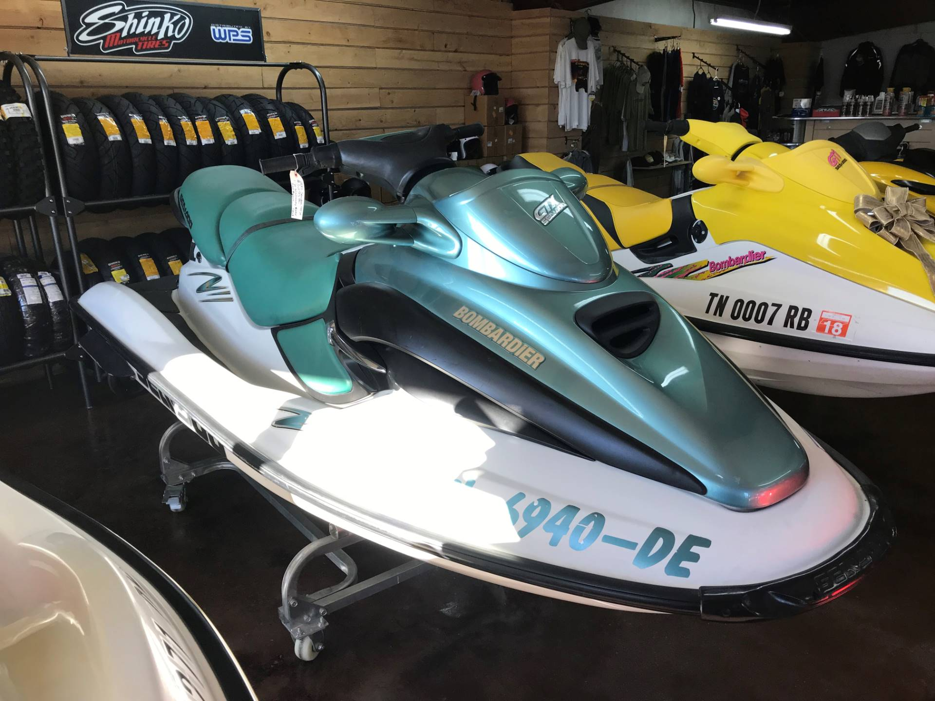 2001 Sea-Doo GTX RFI in Murfreesboro, Tennessee