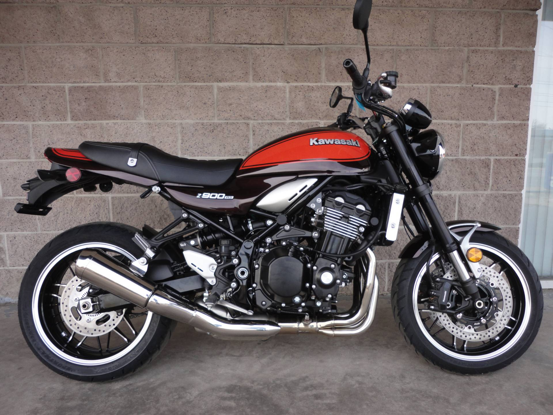 2018 Kawasaki Z900rs In Denver Colorado