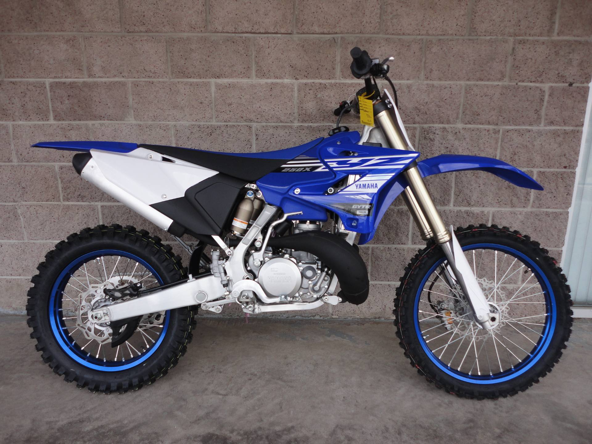 2019 yamaha yz250x motorcycles denver colorado v6075 for Yamaha installment financing