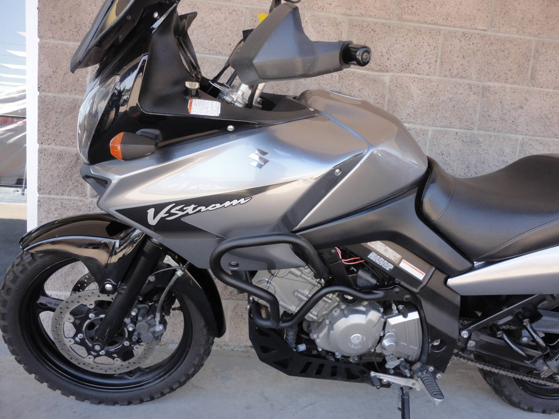 2007 Suzuki V-Strom® 650 in Denver, Colorado - Photo 3