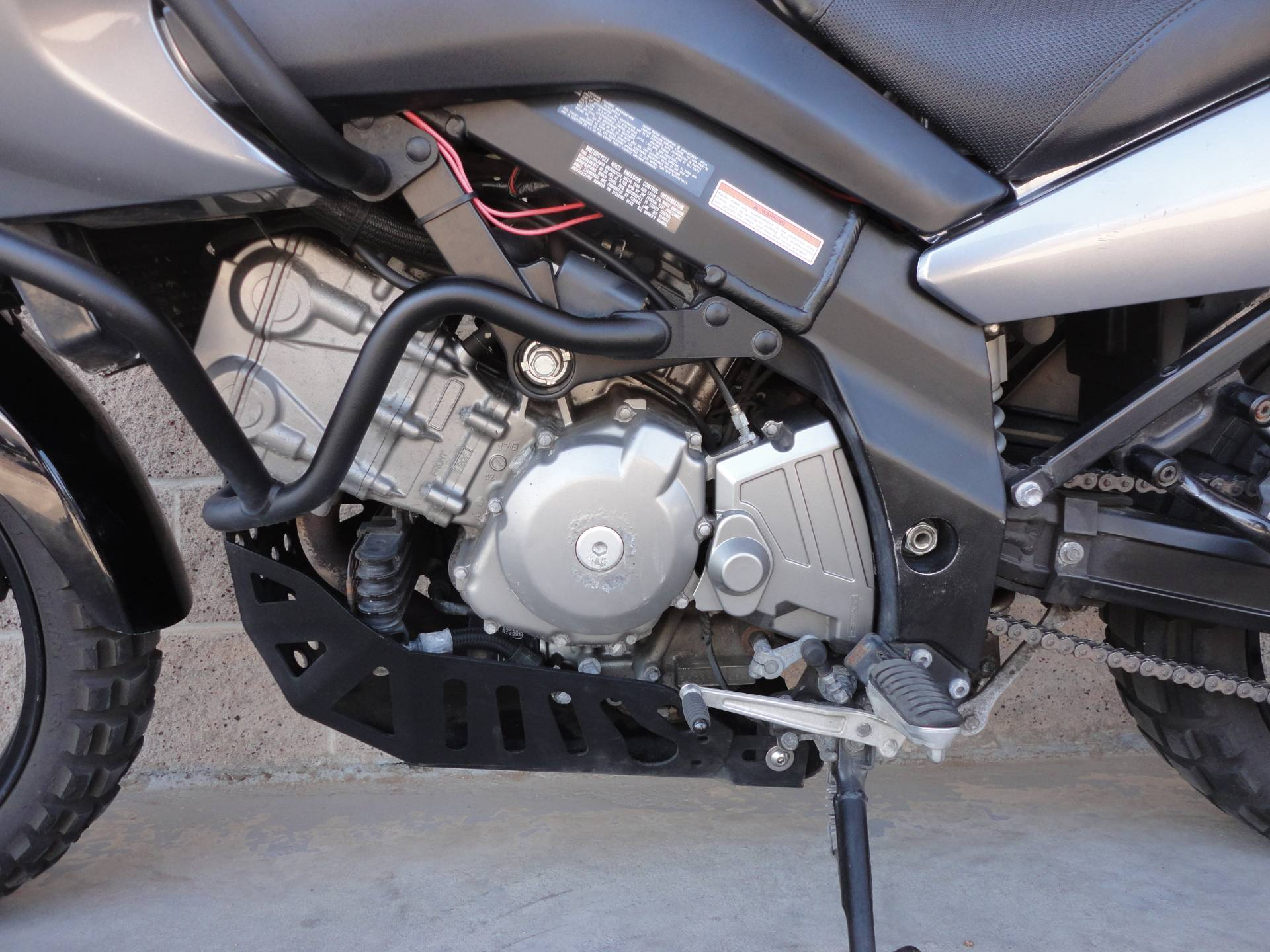 2007 Suzuki V-Strom® 650 in Denver, Colorado - Photo 5