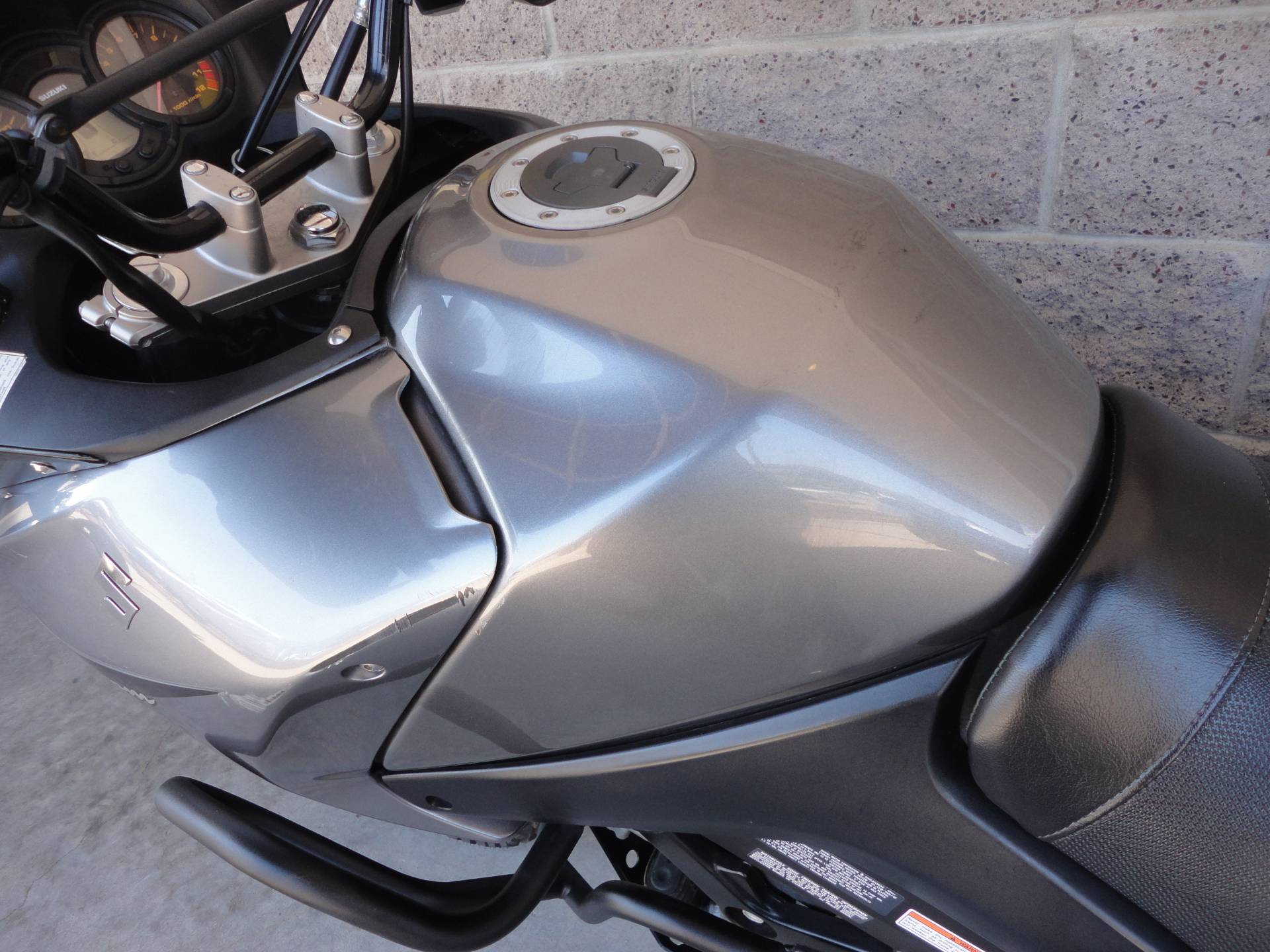 2007 Suzuki V-Strom® 650 in Denver, Colorado - Photo 10