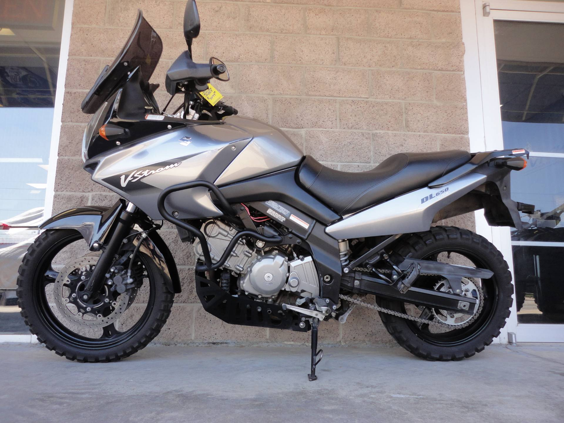2007 Suzuki V-Strom® 650 in Denver, Colorado - Photo 2