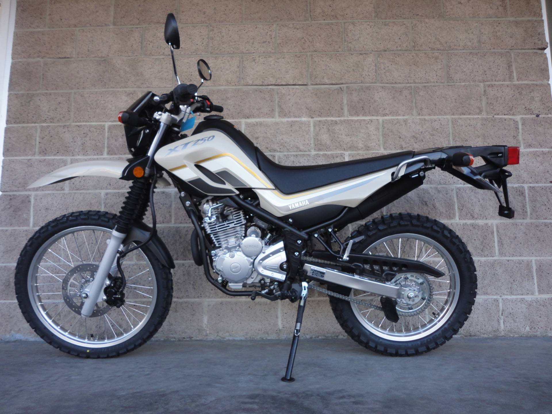 2020 Yamaha XT250 in Denver, Colorado - Photo 2