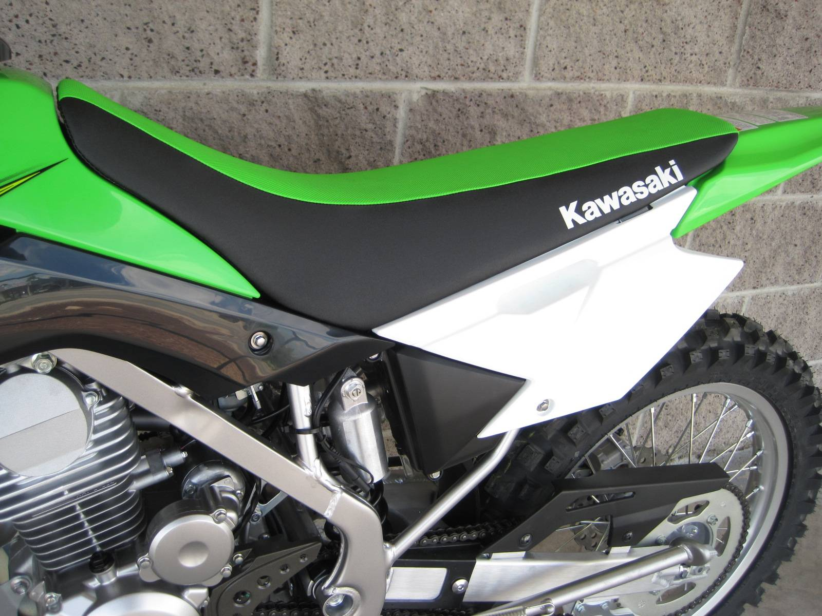 2018 Kawasaki KLX 140G in Denver, Colorado