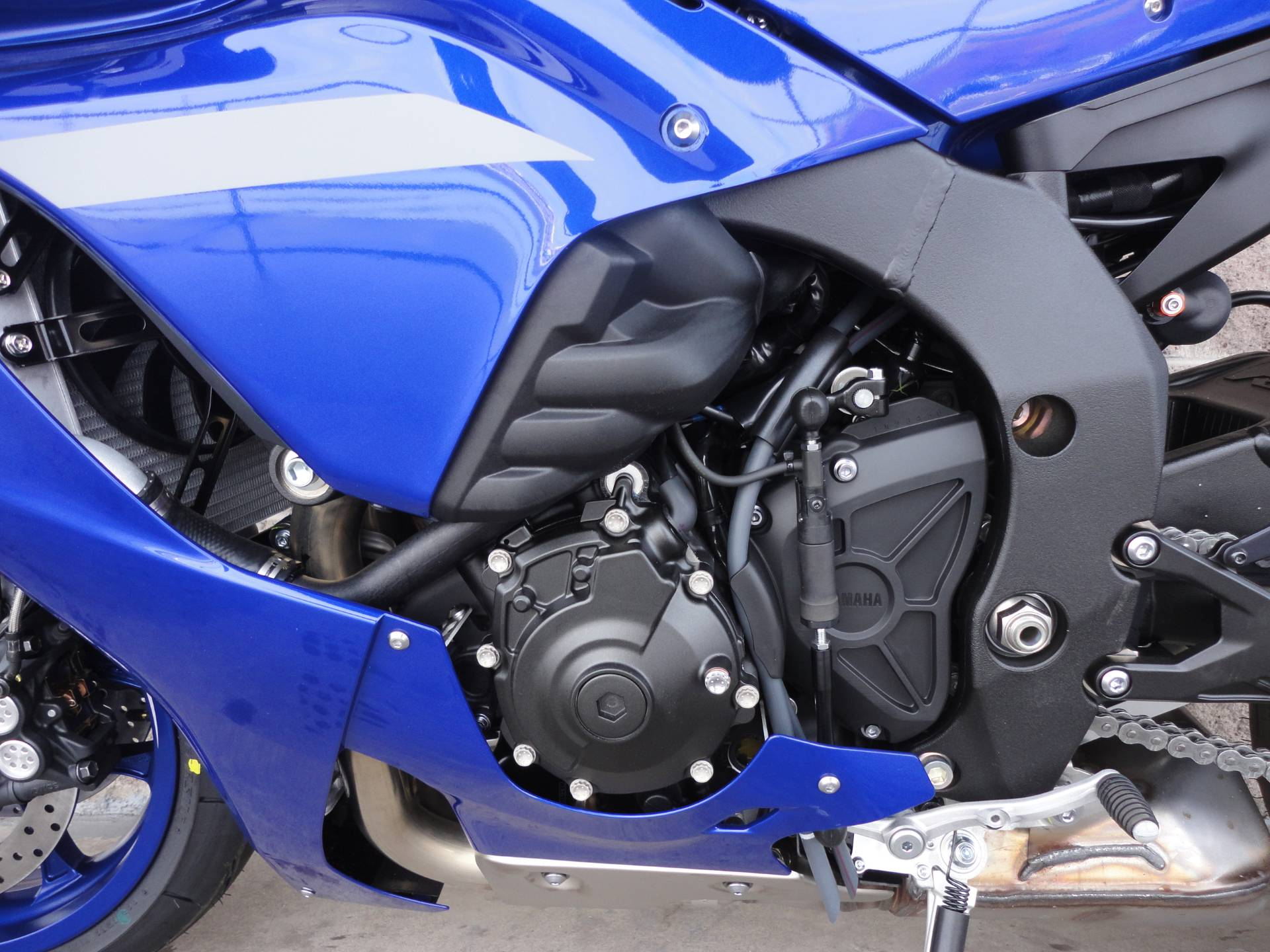2020 Yamaha YZF-R1 in Denver, Colorado - Photo 5