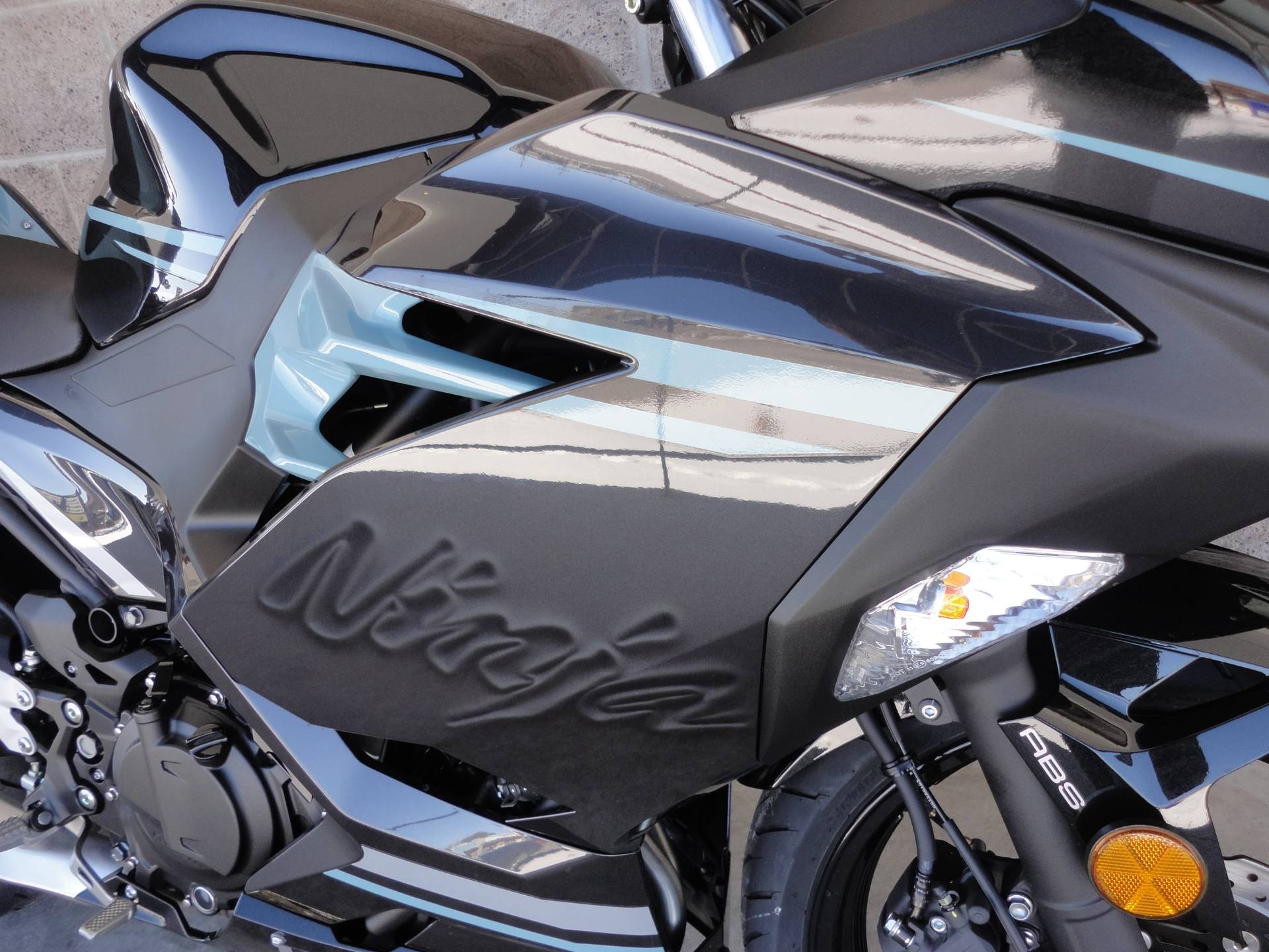 2020 Kawasaki Ninja 400 ABS in Denver, Colorado - Photo 17