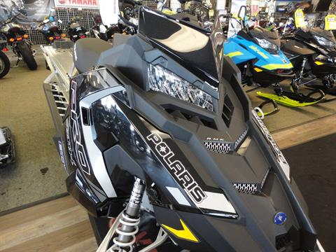 2018 Polaris 800 PRO-RMK 155 in Denver, Colorado