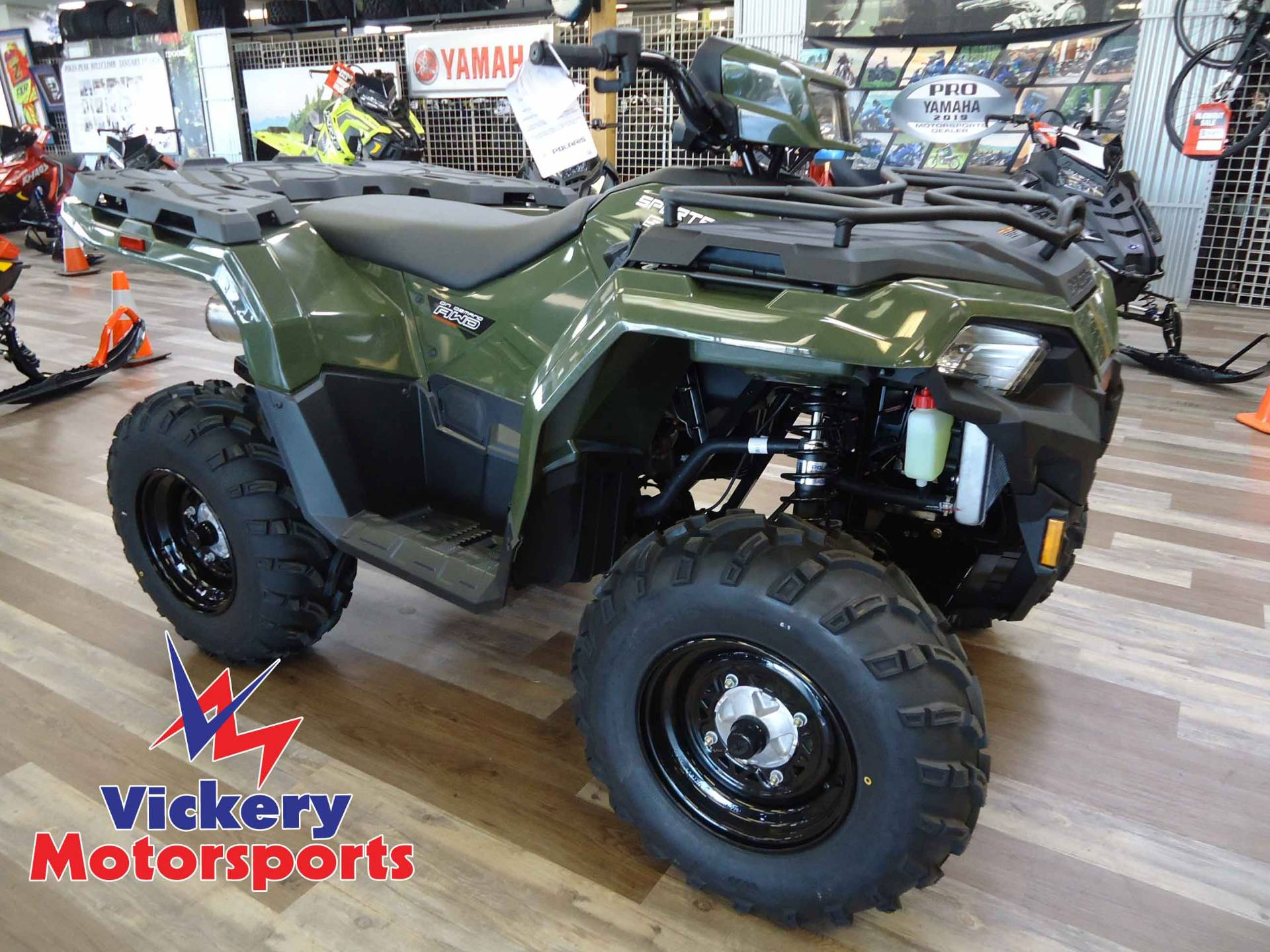 2021 Polaris Sportsman 570 in Denver, Colorado - Photo 1