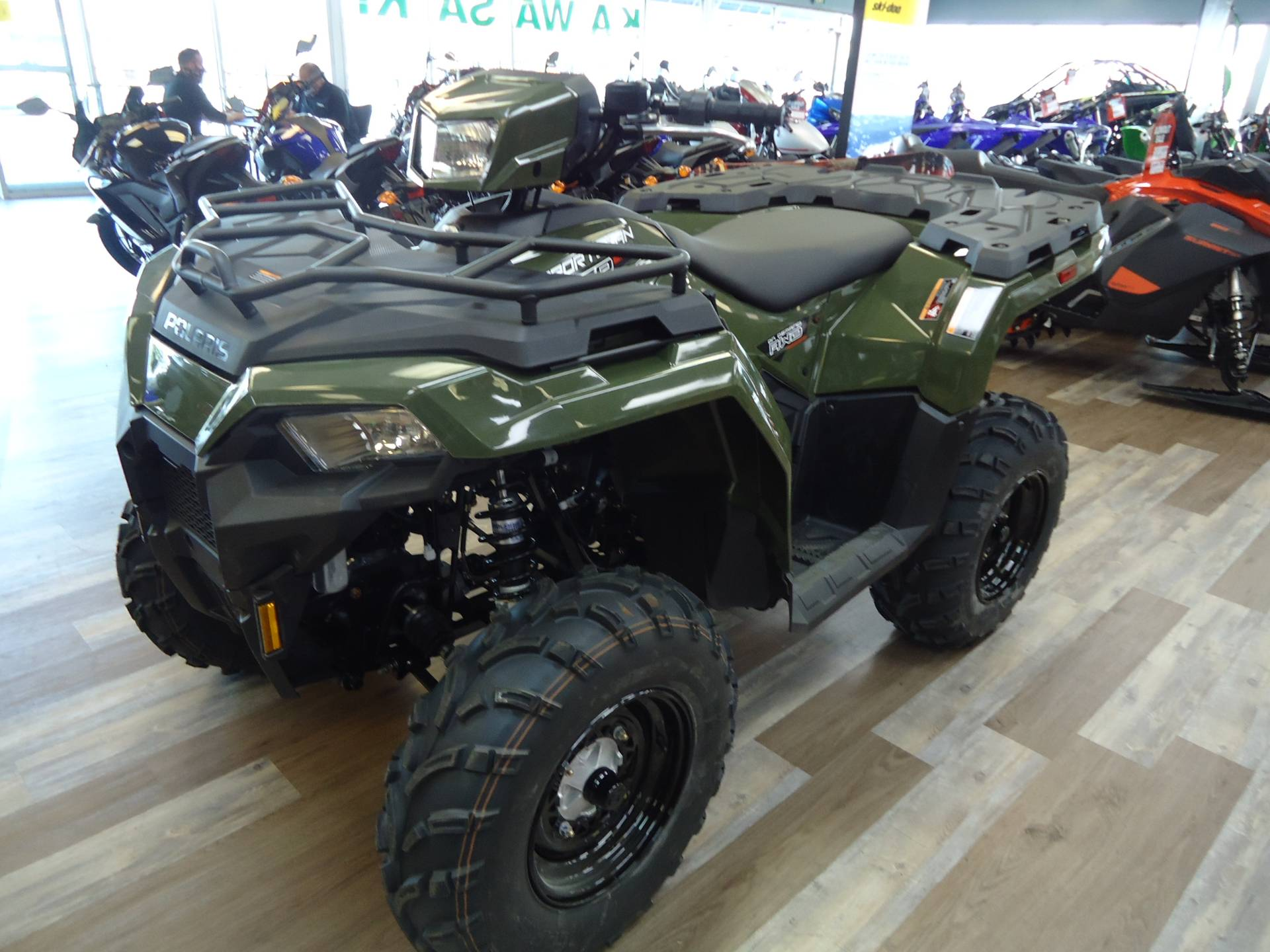2021 Polaris Sportsman 570 in Denver, Colorado - Photo 7