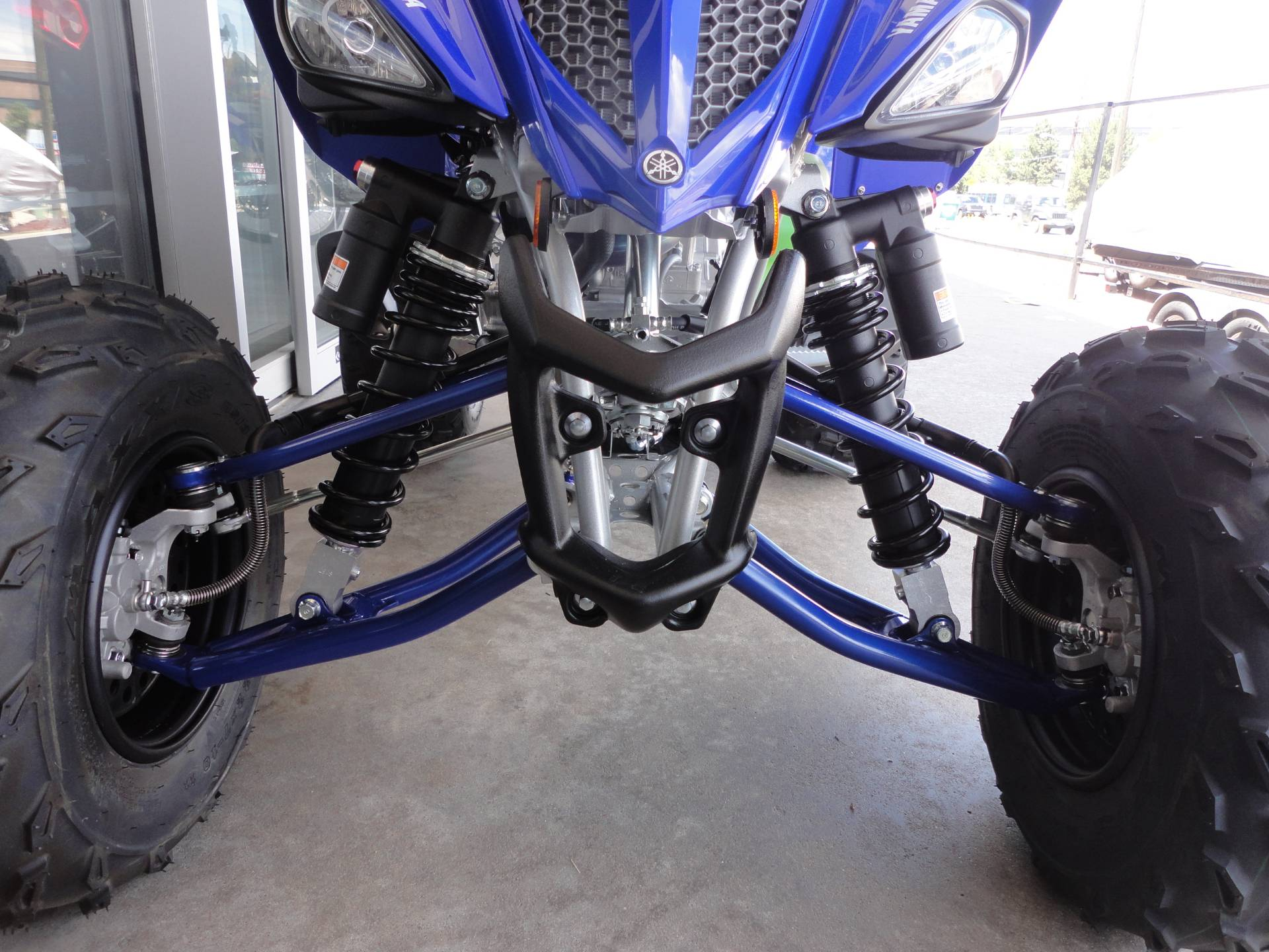 2020 Yamaha Raptor 700R 5