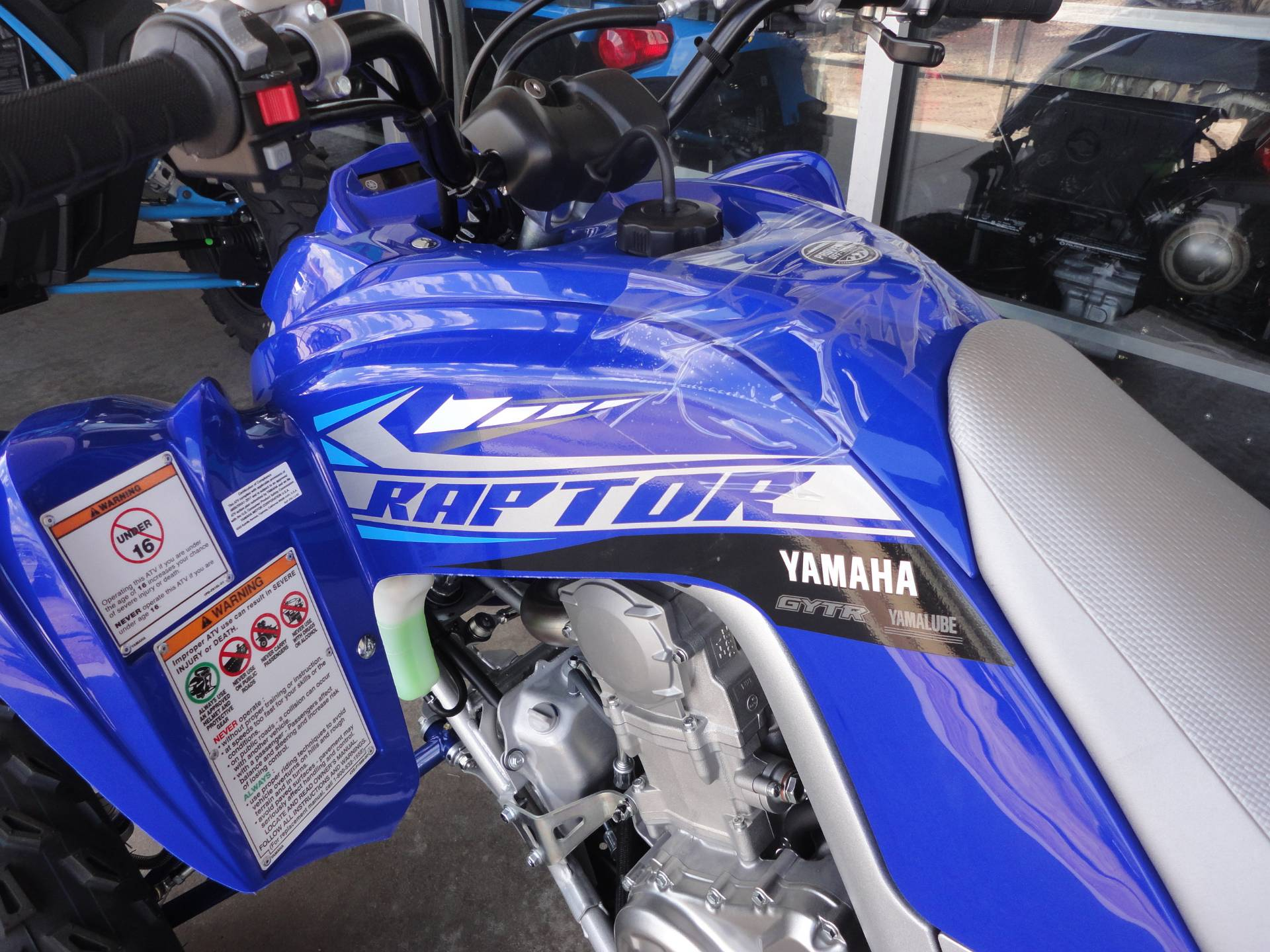 2020 Yamaha Raptor 700R in Denver, Colorado - Photo 10