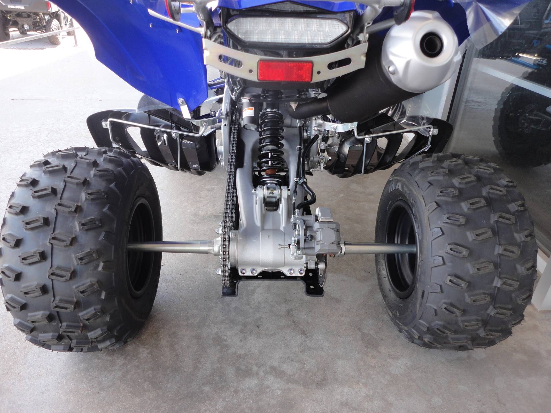 2020 Yamaha Raptor 700R 12