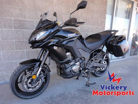 2015 Kawasaki Versys® 1000 LT in Denver, Colorado - Photo 1