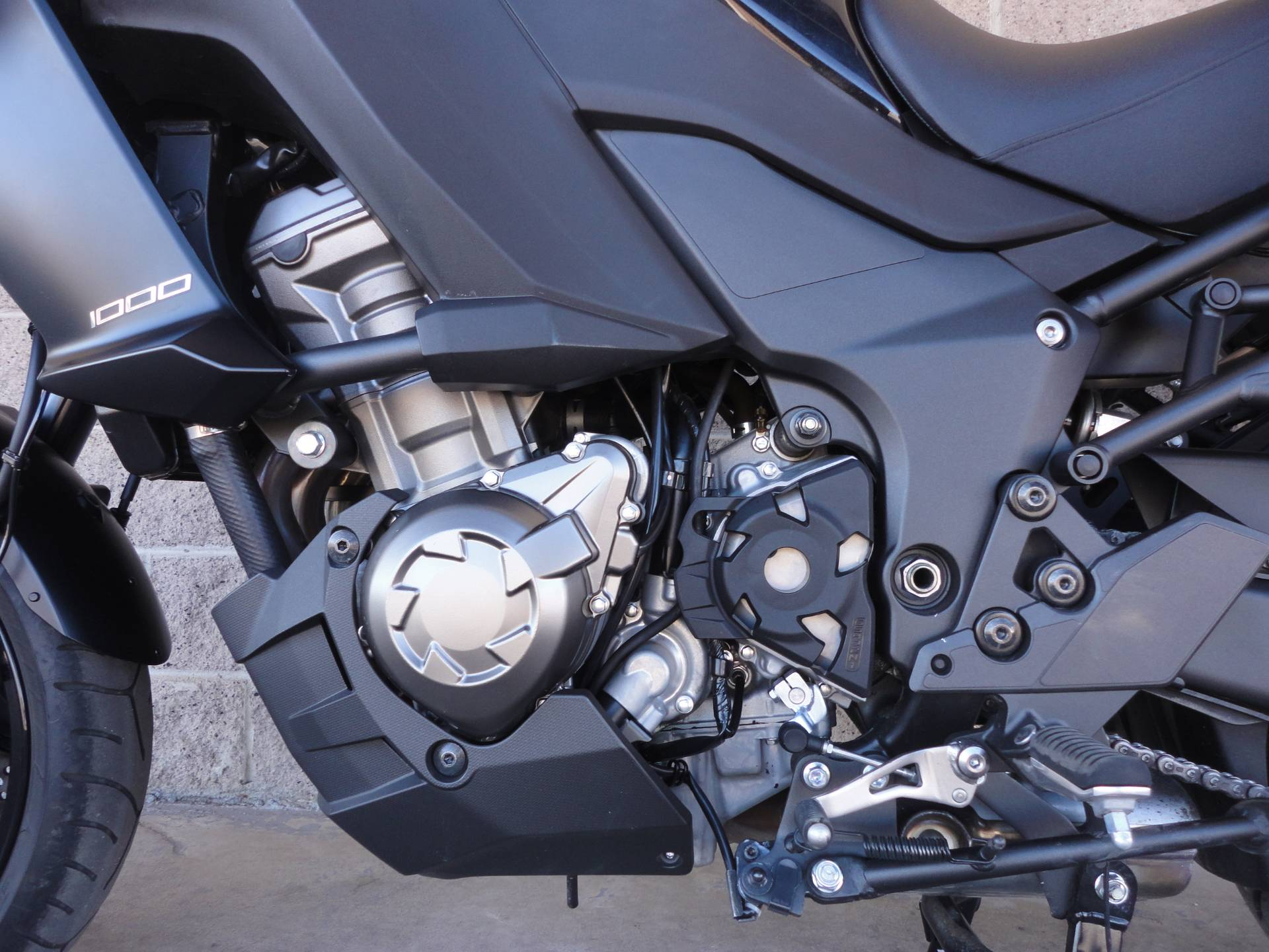 2015 Kawasaki Versys® 1000 LT in Denver, Colorado - Photo 5