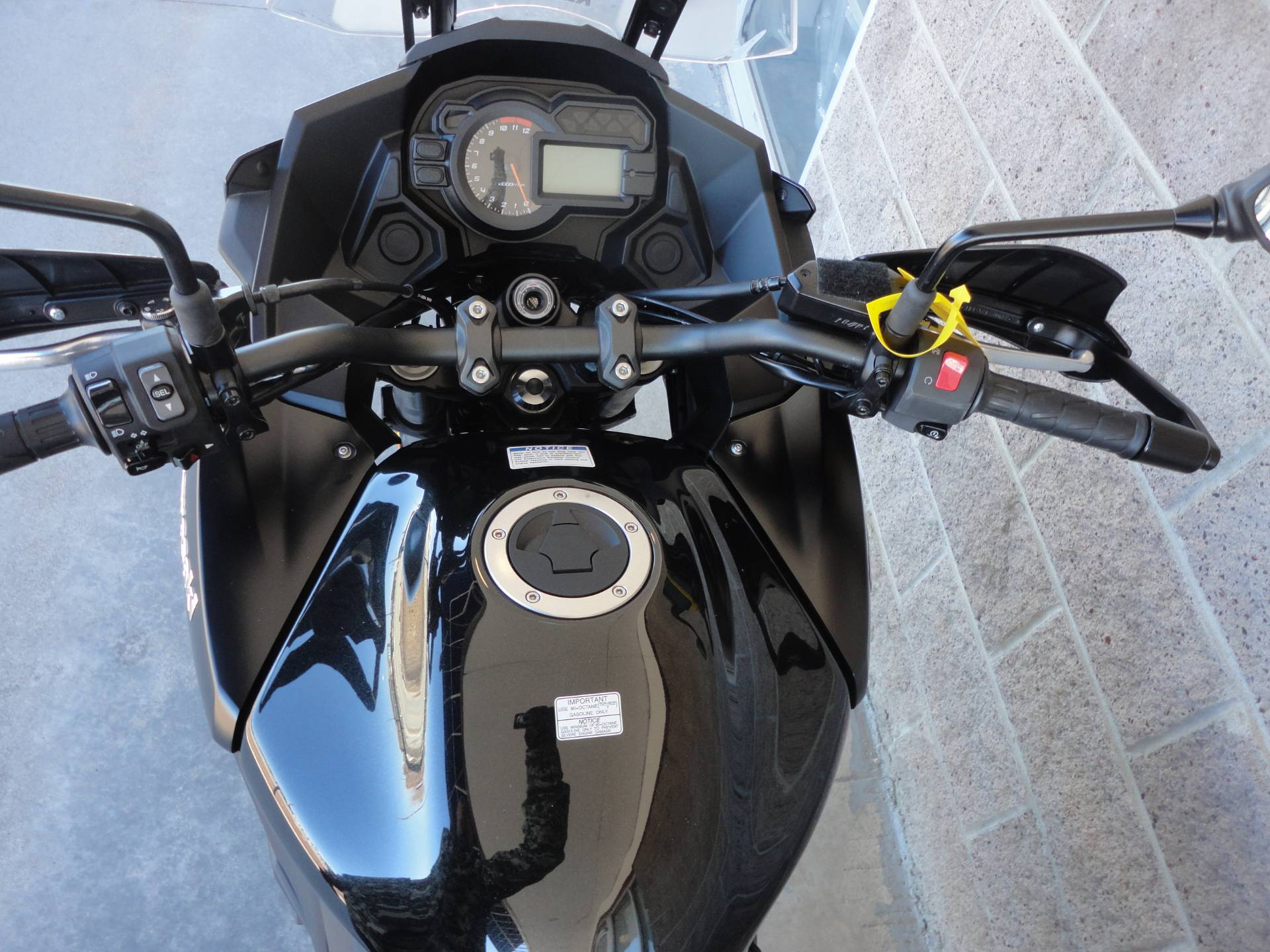2015 Kawasaki Versys® 1000 LT in Denver, Colorado - Photo 10