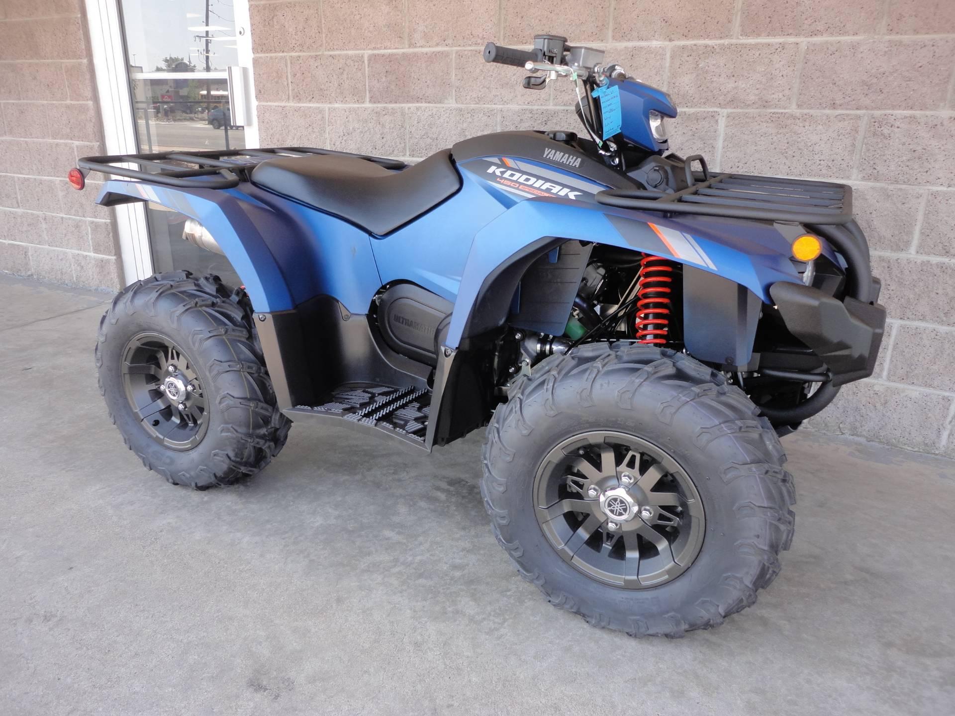2019 Yamaha Kodiak 450 Eps Se Atvs Denver Colorado V0630 Fuel Filter In