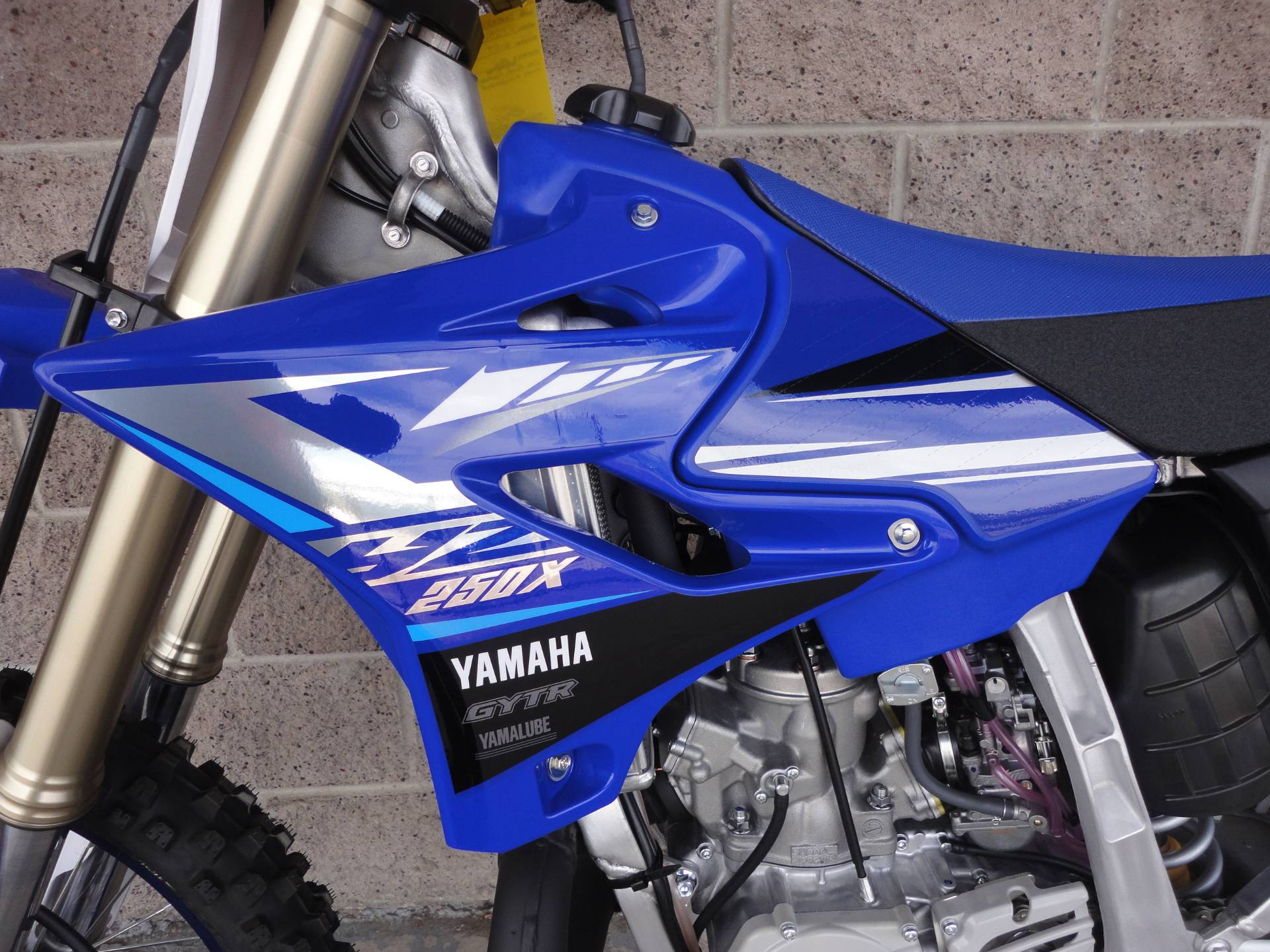 2020 Yamaha YZ250X in Denver, Colorado - Photo 3