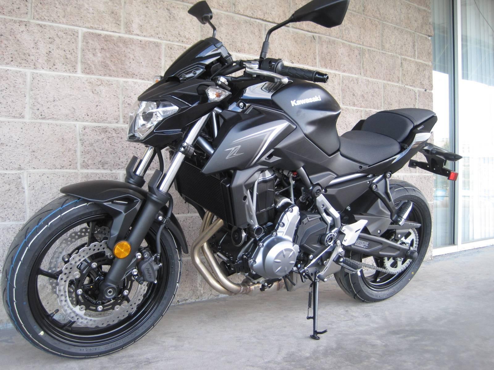 2017 Kawasaki Z650 in Denver, Colorado