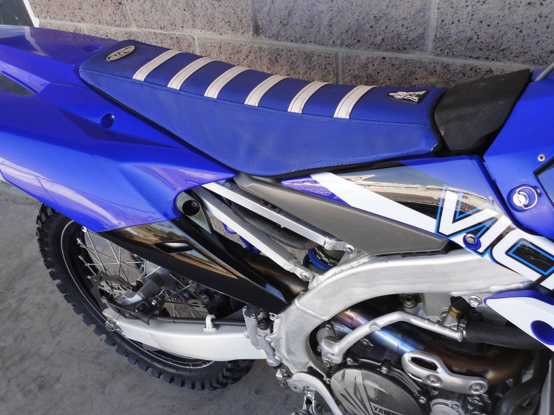 2017 Yamaha YZ450F in Denver, Colorado - Photo 24
