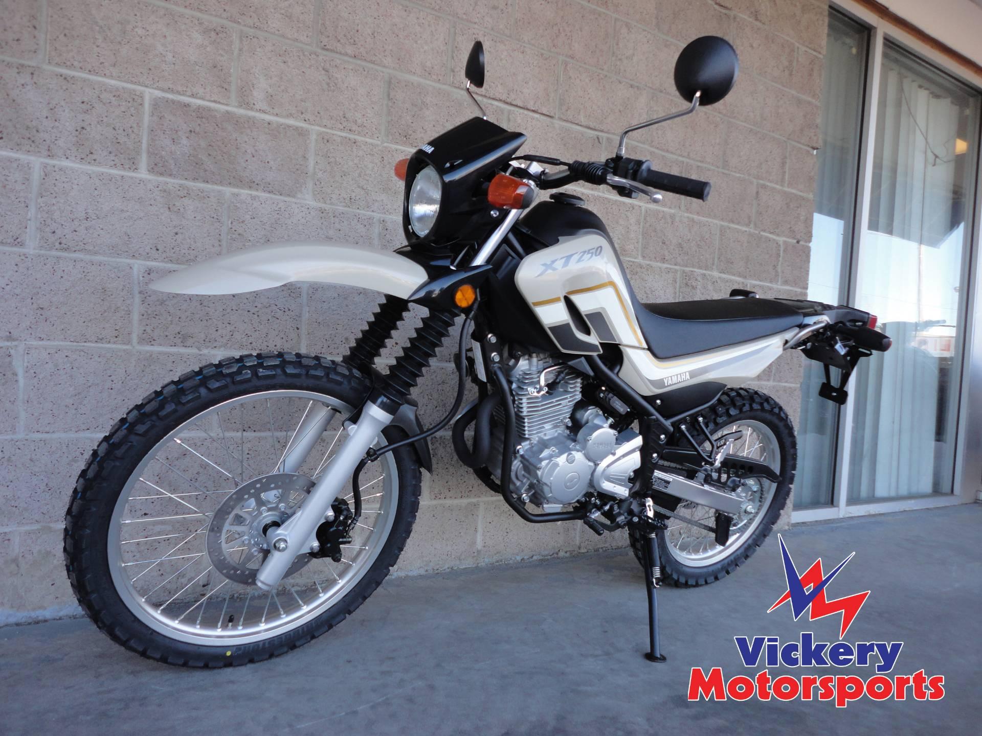Yamaha Xt250 Motorcycle - Foto Yamaha Best Contest