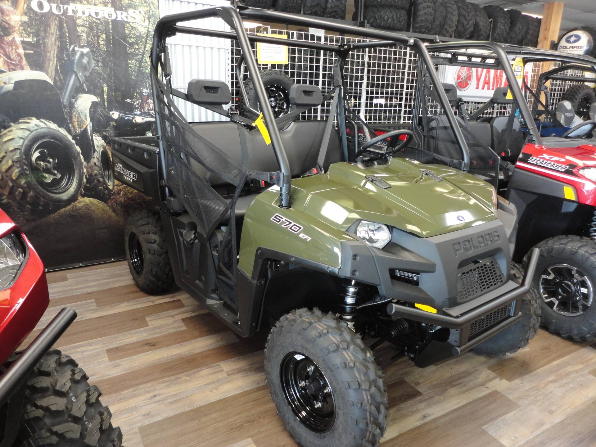 2020 Polaris Ranger 570 in Denver, Colorado - Photo 2