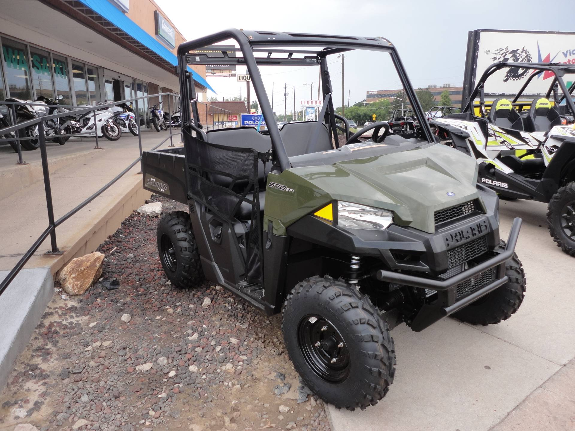 2020 Polaris Ranger 570 in Denver, Colorado - Photo 4