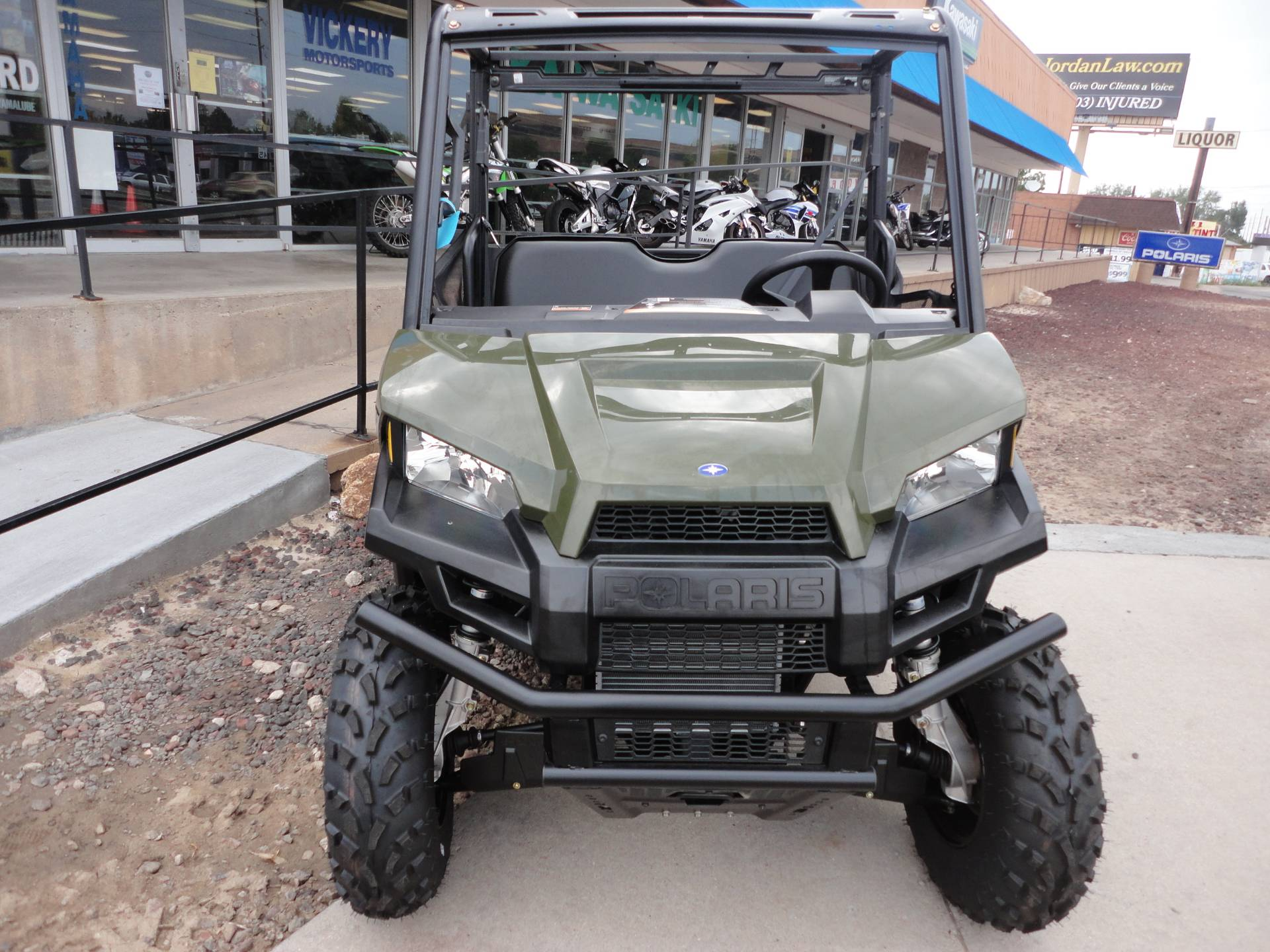 2020 Polaris Ranger 570 in Denver, Colorado - Photo 5