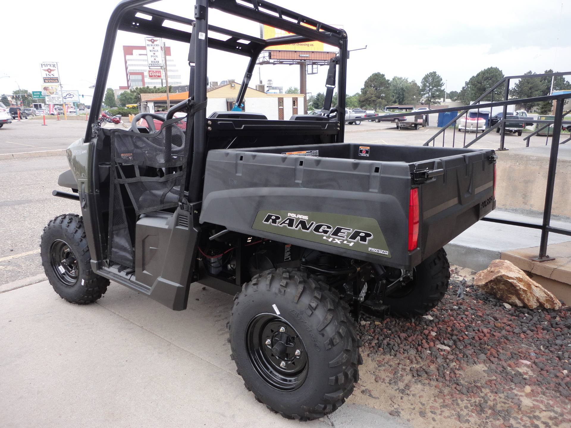 2020 Polaris Ranger 570 in Denver, Colorado - Photo 10
