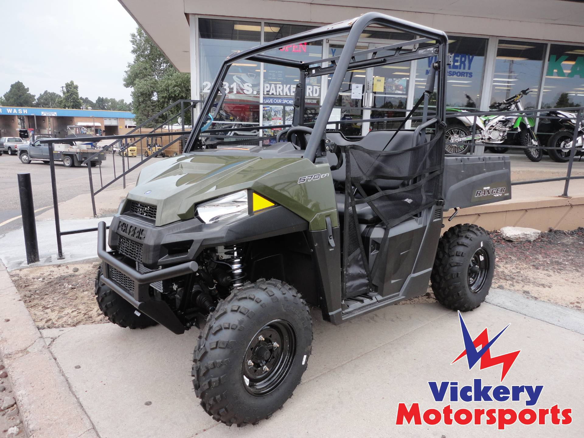 2020 Polaris Ranger 570 in Denver, Colorado - Photo 1