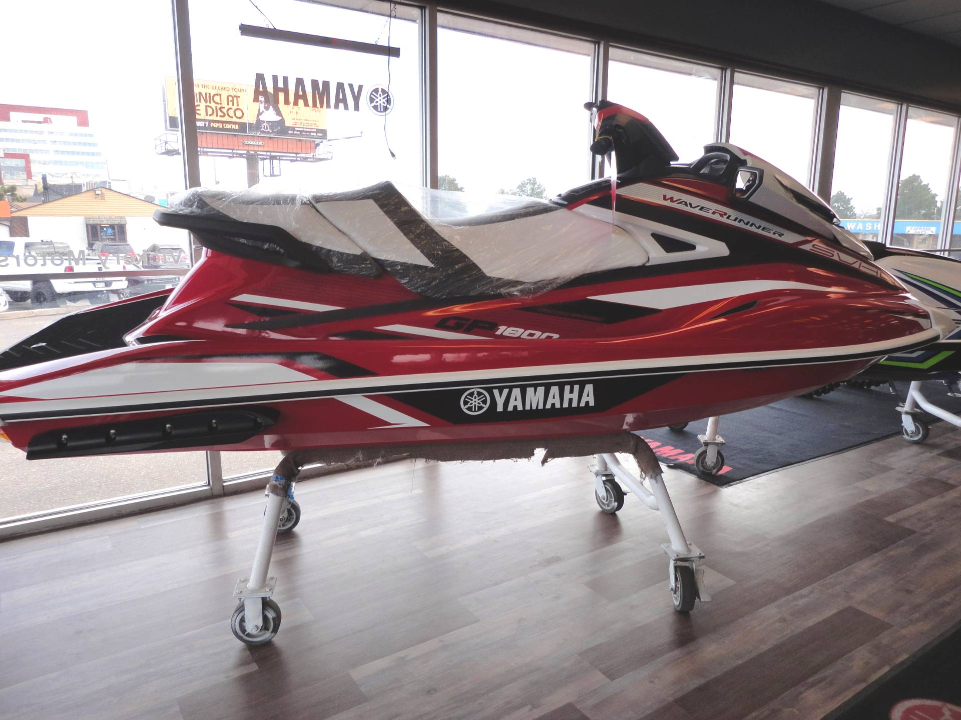2018 Yamaha GP1800 in Denver, Colorado