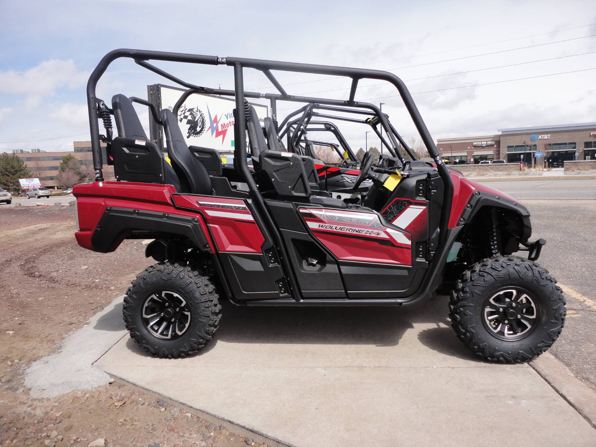 2019 Yamaha Wolverine X4 in Denver, Colorado - Photo 2