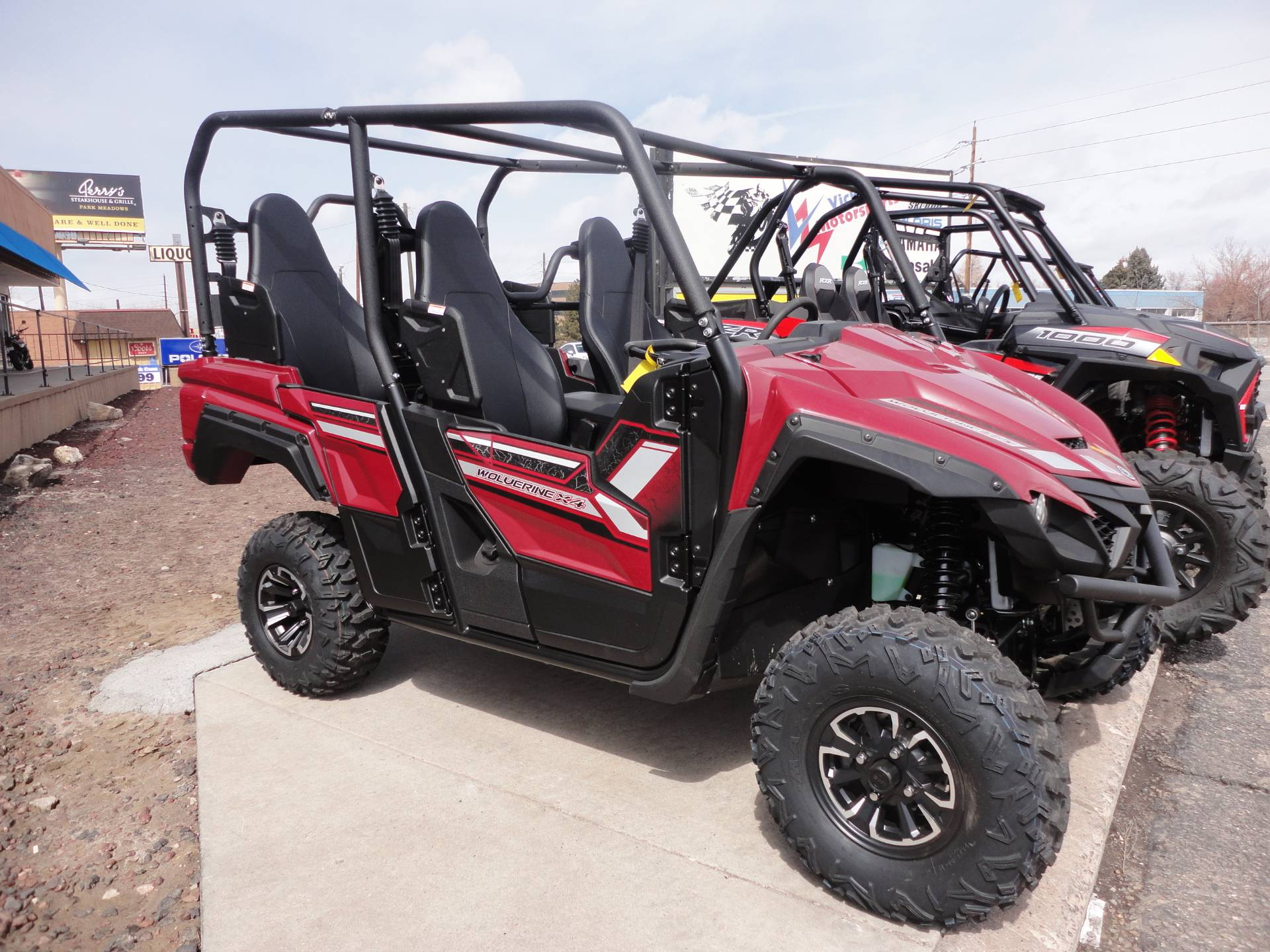 2019 Yamaha Wolverine X4 in Denver, Colorado - Photo 17