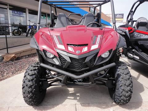 2019 Yamaha Wolverine X4 in Denver, Colorado - Photo 4
