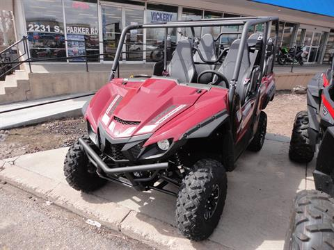 2019 Yamaha Wolverine X4 in Denver, Colorado - Photo 12
