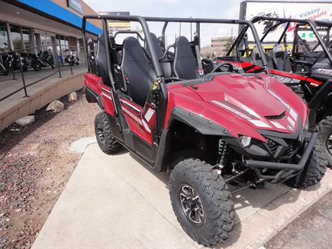 2019 Yamaha Wolverine X4 in Denver, Colorado - Photo 13
