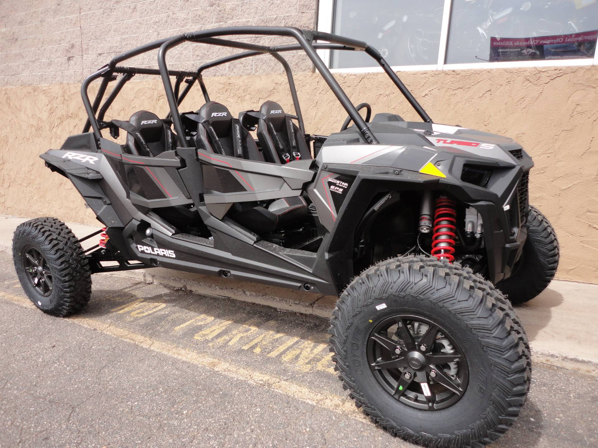 2019 Polaris RZR XP 4 Turbo S Velocity in Denver, Colorado - Photo 11